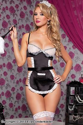 Underklädesset, French maid